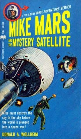 Mike Mars and the Mystery Satellite