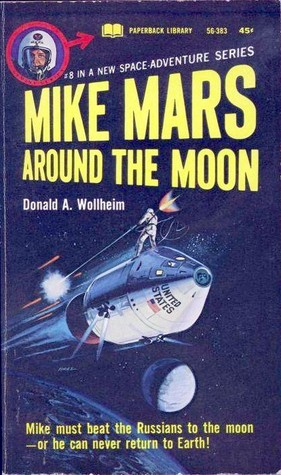 Mike Mars Around the Moon