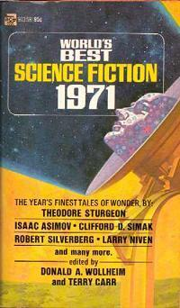 World's Best Science Fiction 1971