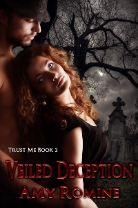 Veiled Deception (Trust Me, #2)
