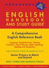 English Handbook and Study Guide: A Comprehensive English Reference Book