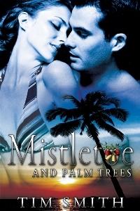 Mistletoe And Palm Trees
