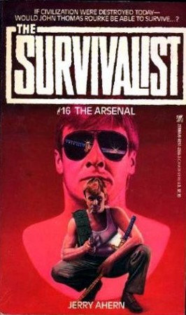 The Arsenal (The Survivalist, #16)