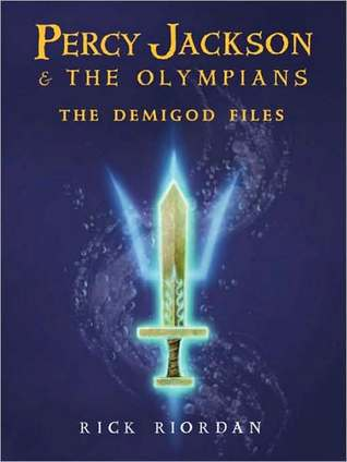 The Demigod Files(Percy Jackson and the Olympians companion book)