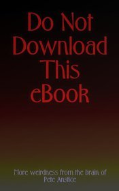 Do Not Download This eBook