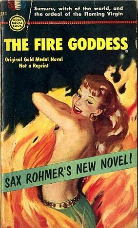 The Fire Goddess