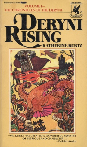 Deryni Rising by Katherine Kurtz