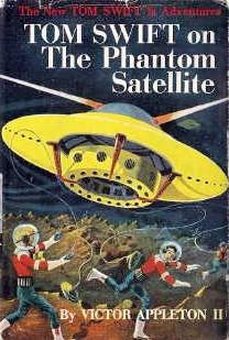 Tom Swift on The Phantom Satellite