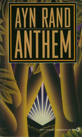 the experiments in the book anthem by ayn rand Book report of anthem by ayn rand essay book report of anthem by ayn rand the book anthem was written by his motivations in conducting his experiments are.