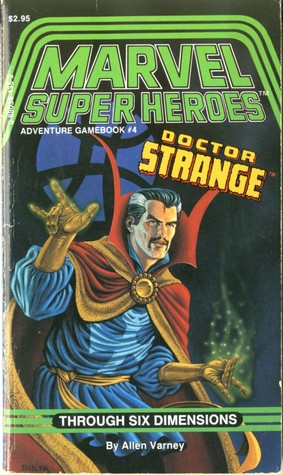 Doctor Strange in Through Six Dimensions...