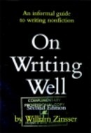 On Writing Well: An Informal Guide to Writing Nonfiction (ePUB)