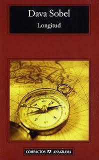 Longitud: la verdadera historia de un genio solitario que resolvió el mayor problema científico de su tiempo
