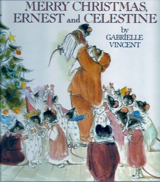 Merry Christmas, Ernest and Celestine