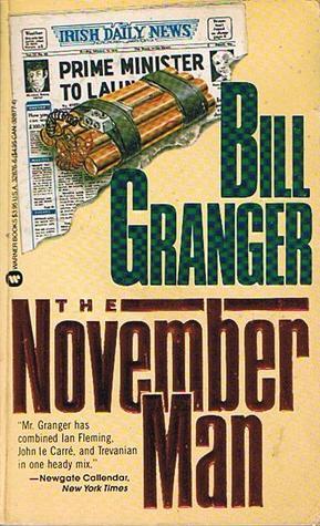 The November Man (November Man #1)