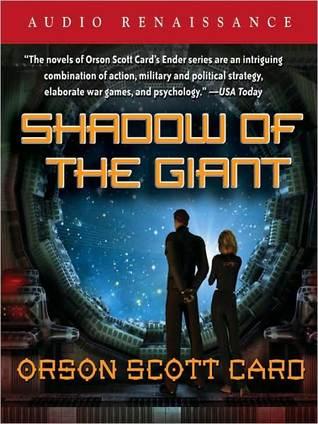 Shadow of the Giant (Ender Saga, #8)