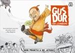 Gus Dur van Jombang by Heru Prasetia