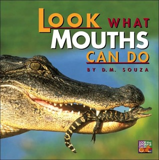 Look What Mouths Can Do by D.M. Souza