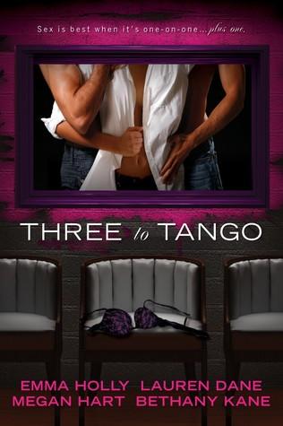 Three to Tango by Emma Holly