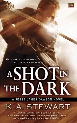 A Shot in the Dark by K.A. Stewart