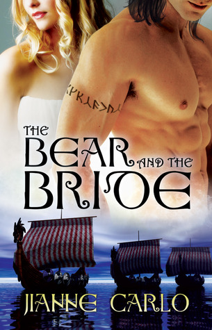The Bear and the Bride (Viking Warriors #1)