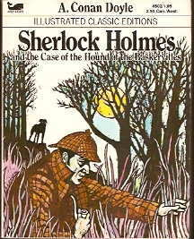 Sherlock Holmes and the Case of the Hound of the Baskervilles by Malvina G. Vogel