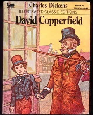 summary of david copperfield in 100 words