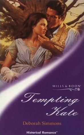 Tempting Kate by Deborah Simmons