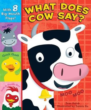 What Does Cow Say?