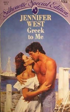 Greek To Me by Jennifer West