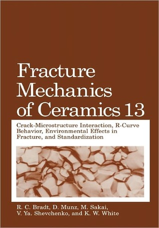 Fracture Mechanics of Ceramics: Volume 13. Crack-Microstructure Interaction, R-Curve Behavior, Environmental Effects in Fracture, and Standardization