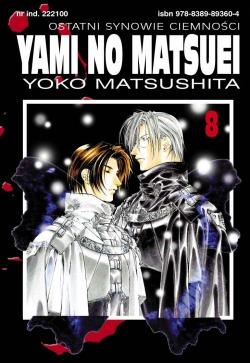 Ebook Yami No Matsuei. Ostatni synowie ciemności, Tom 8 by Yoko Matsushita PDF!