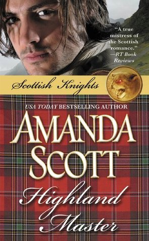 Highland Master by Amanda Scott