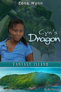 Cyn's Dragon (Fantasy Island #2)