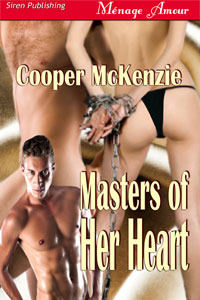 Masters of Her Heart by Cooper McKenzie