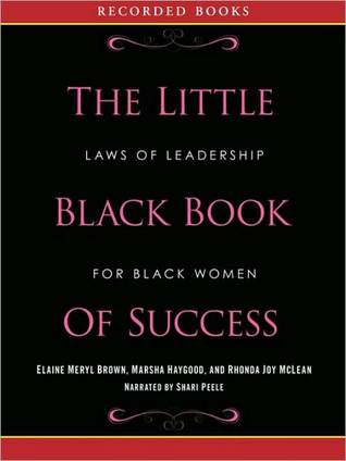 Little Black Book of Success by Elaine Brown