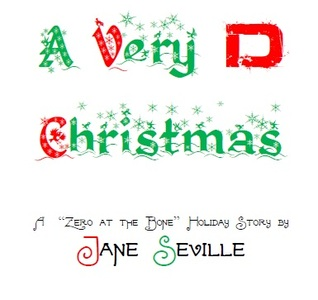 A Very D Christmas (Zero at the Bone, #1.4)