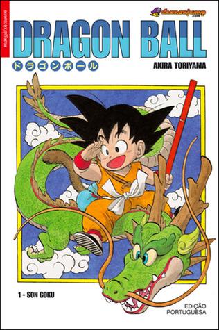 Dragon Ball, Vol. 1: Son Goku (Dragon Ball, #1)
