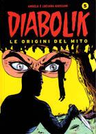 Diabolik le origini del mito n. 5 by Angela Giussani