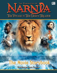 The Chronicles of Narnia: The Voyage of The Dawn Treader The Movie Storybook