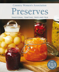 Preserves: traditional, tempting and tired-and-true
