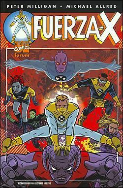 Ebook Fuerza-X #1: Nuevos comienzos by Peter Milligan PDF!