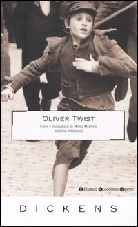 Ebook Oliver Twist by Charles Dickens DOC!