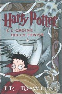 Harry Potter e lOrdine della Fenice(Harry Potter 5)