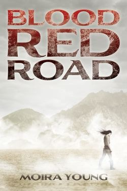 Image result for blood red road book