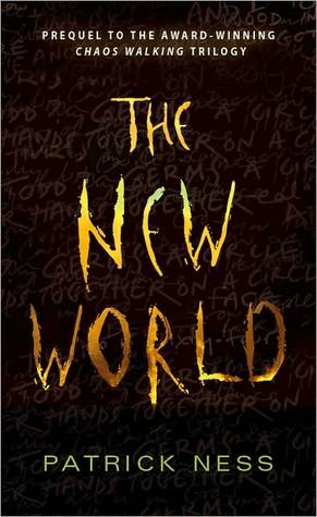The New World by Patrick Ness