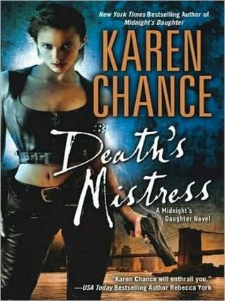 Deaths Mistress (Dorina Basarab, #2)