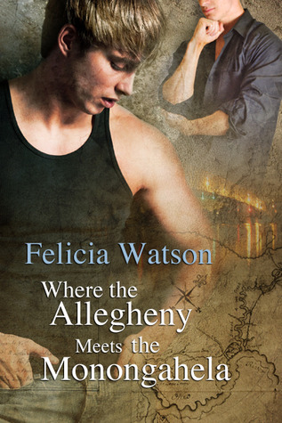 Where the Allegheny Meets the Monongahela by Felicia Watson