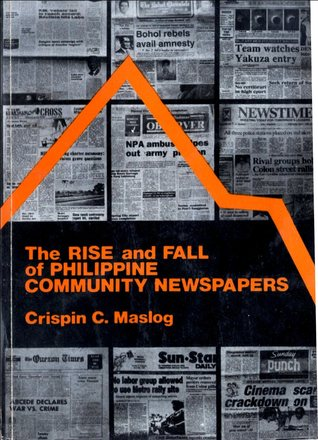 rise and fall of Philippine community newspapers