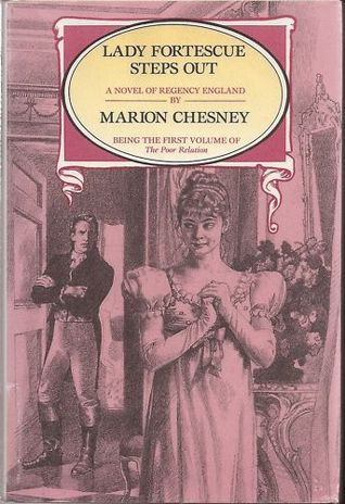 Lady Fortescue Steps Out (Poor Relation, #1)
