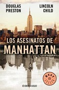 Los asesinatos de Manhattan by Douglas Preston